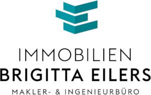 Immobilien Brigitta Eilers – Seit 2004 in Achim zu Hause. Und mit besten Verbindungen in Bremen. Logo