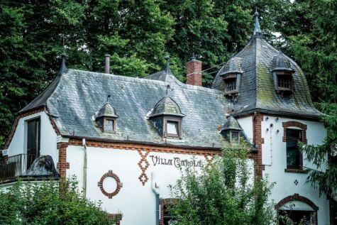 """Jugendstil-Villa """"Villa Carola"""" in Achim-Baden mit traumhaftem Weserblick, 28832 Achim, Einfamilienhaus"""